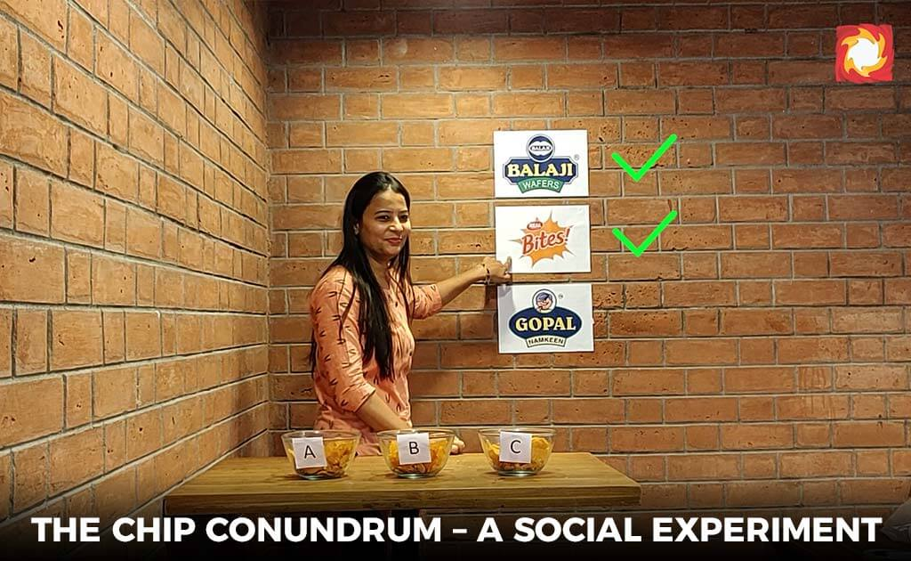 The Chip Conundrum – A Social Experiment