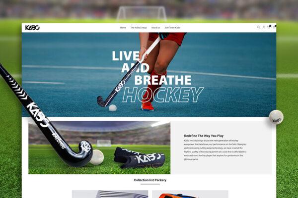 Kabo Hockey (Sports Equipment)