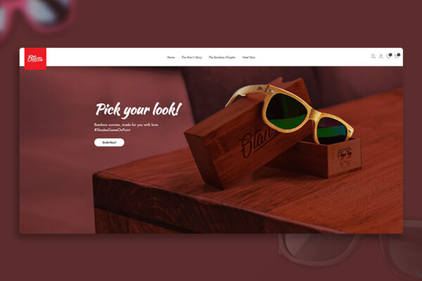 Stans Sunglasses (Fashion)