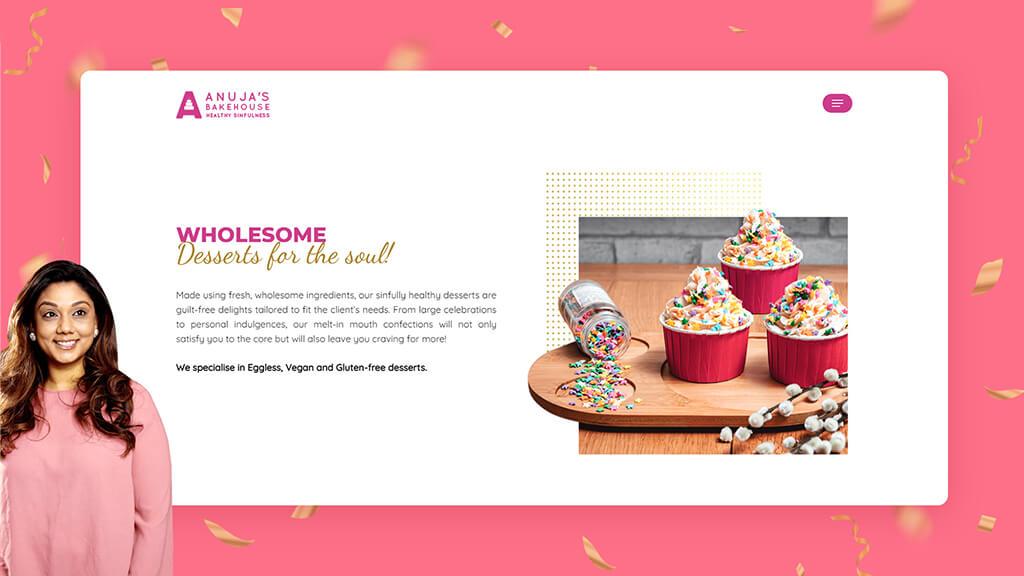 Anuja Bake House (Bakery)