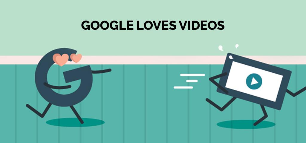 Google Loves Videos