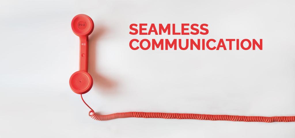 Seamless communication
